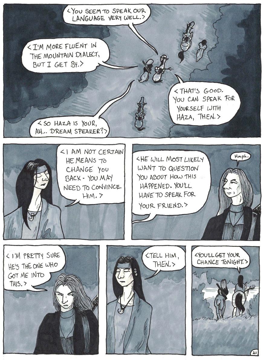 Page Twenty-one